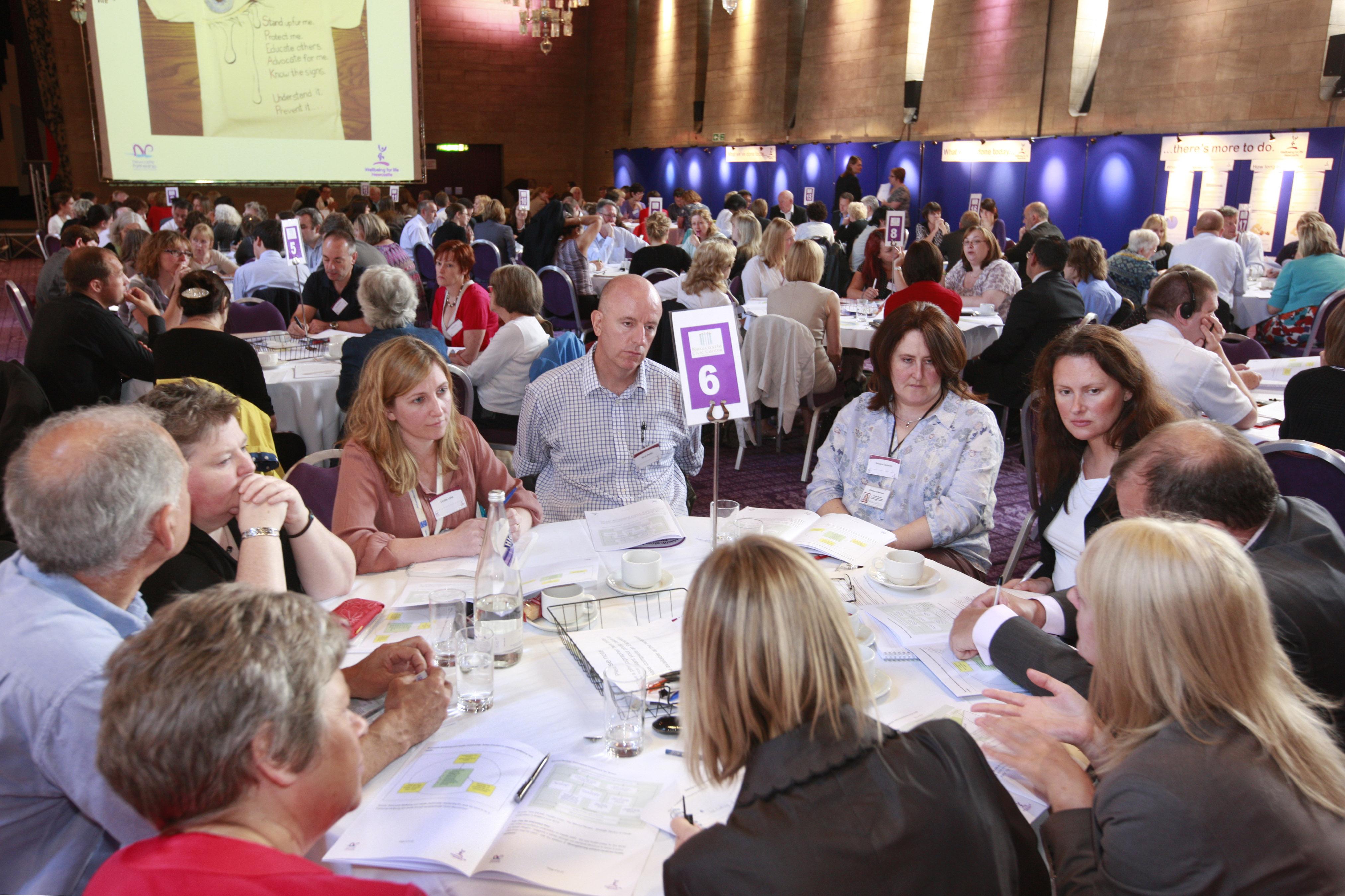 Participant discussions